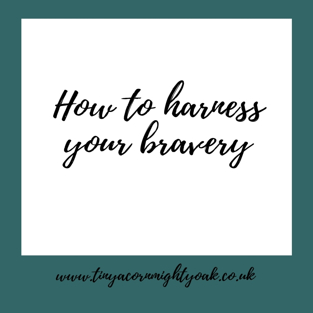 Inspire: How to harness your bravery