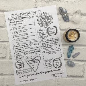 My Mindful Day Printable Planner