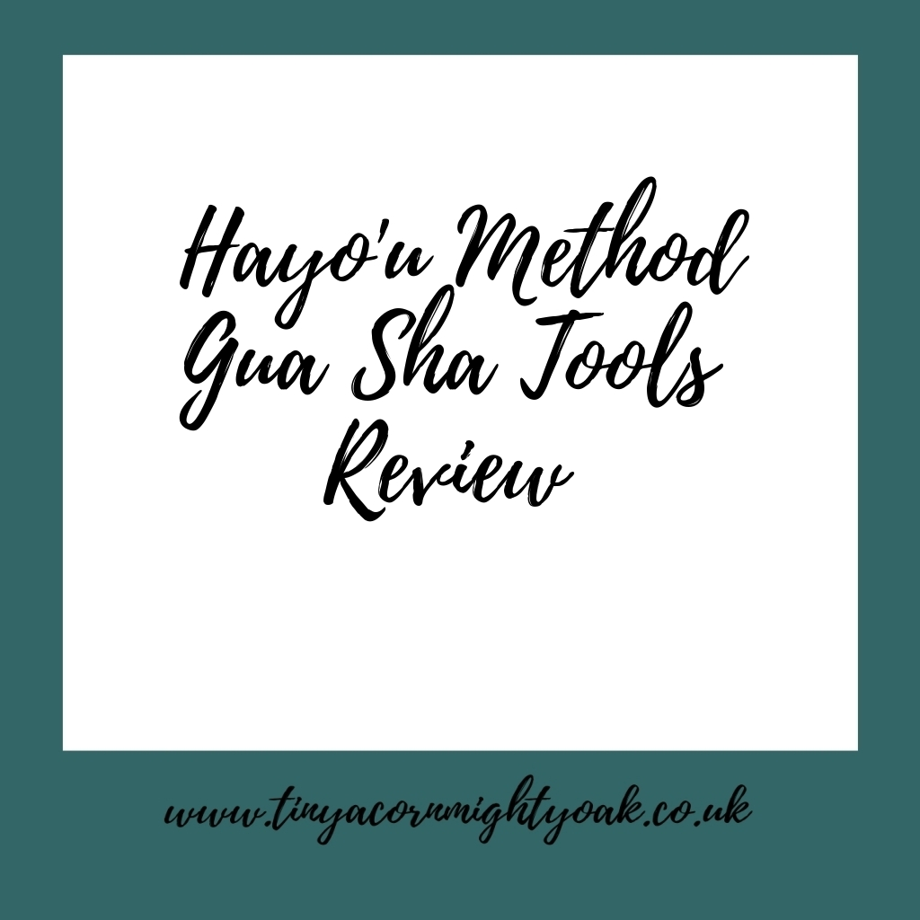 Hayo'u gua sha review
