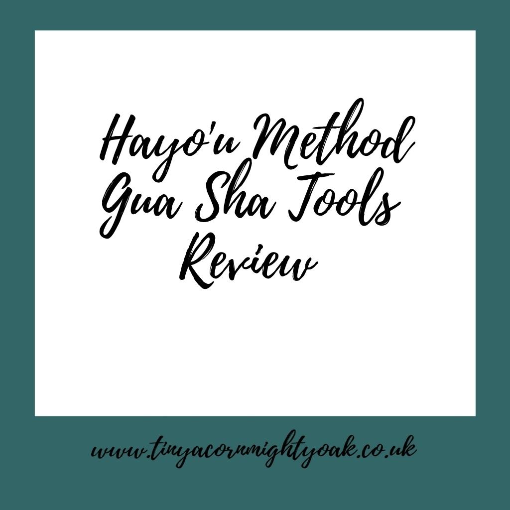 Hayo'u gua sha review