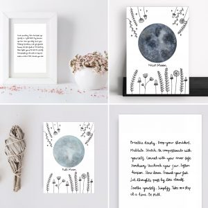 New Moon Phases Range & Monochrome Range
