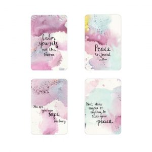 Peace Within stickers