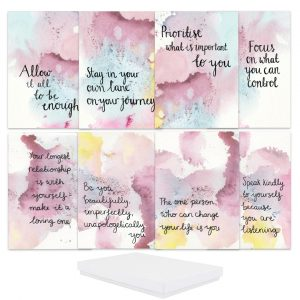 Be you and allow it all to be enough gift box